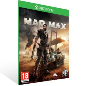 MAD MAX XBOX ONE- MÍDIA DIGITAL