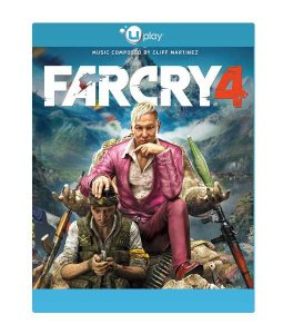 Far Cry 4 UPLAY PC CD-KEY Código Digital