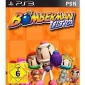 Bomberman Ultra Ps3 Mídia Digital
