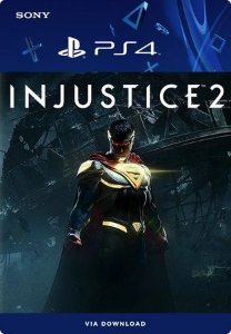 Injustice 2 PS4  Mídia Digital