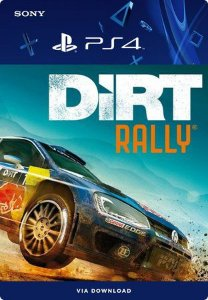 DiRT Rally PS4  Mídia Digital