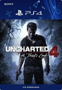 Uncharted 4: A Thief's End Ps4 Mídia Digital