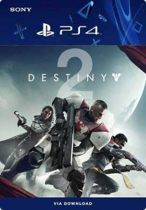 Destiny 2 PS4 Mídia Digital