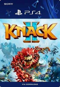 Knack 2 PS4 Mídia Digital