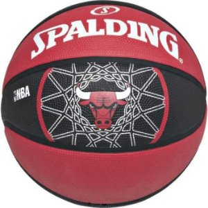 Bola Basquete Spalding Team Chicago Bulls