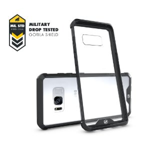 Capa Ultra Slim Air Preta para Samsung Galaxy S8 - Gorila Shield