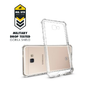 Capa para Galaxy J7 Prime - Ultra Clear - Gorila Shield