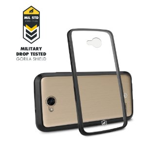 Capa para Lg K10 Power - Ultra slim Preta - Gorila Shield
