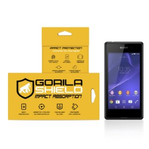 Película de vidro para Sony E3 – Double Protection – Gorila Shield
