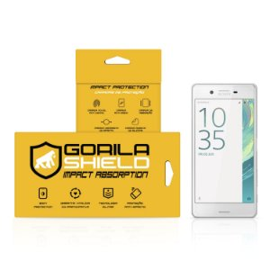 Película de vidro para Sony X – Double Protection – Gorila Shield