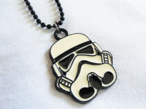 Colar Stormtrooper - Star Wars