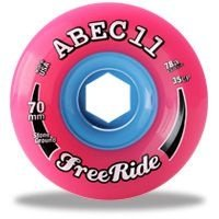 Abec 11 Classic Freeride 70mm 78A Stone Ground*