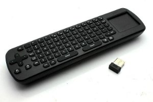 Air Mouse Completo + Teclado + Touchpad + Wireless Tv Box