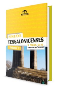 Sintaxe - Tessalonicenses - Volume 2