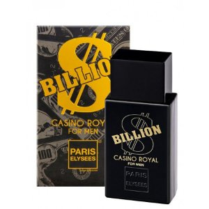 Billion Casino Royal Original Perfume Masculino Paris Elysees
