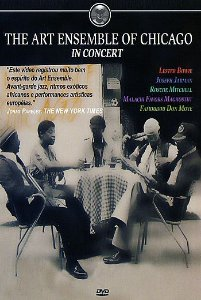 THE ART ENSEMBLE OF CHICAGO IN CONCERT