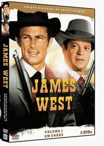 JAMES WEST - 2ª TEMPORADA - VOLUME 1