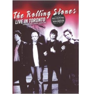 THE ROLLING STONES: LIVE IN TORONTO