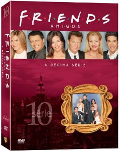 FRIENDS - 10ª TEMPORADA COMPLETA