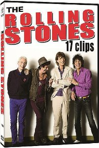 THE ROLLING STONES - 17 CLIPES