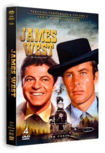 JAMES WEST – 3ª TEMPORADA – VOLUME 2