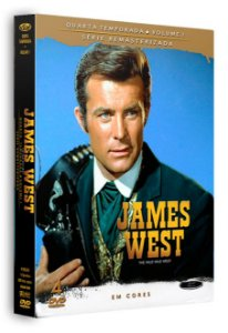 JAMES WEST - 4ª TEMPORADA - VOLUME 1