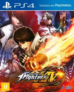 Jogo The King Of Fighters XIV - PS4