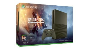 Console Xbox One S 1TB + Jogo Battlefield 1 Early Enlister Deluxe Edition