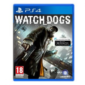 Jogo Watch Dogs Exclusive Edition - PS4