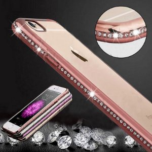 Capa Diamond Luxy Bumber - Iphone 6 6s / 6 Plus
