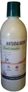 Condicionador Naturalneem anti pulgas e carrapatos 500 ml
