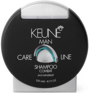 KEUNE CARE LINE MAN COMBAT SHAMPOO 250ML - ANTI CASPA