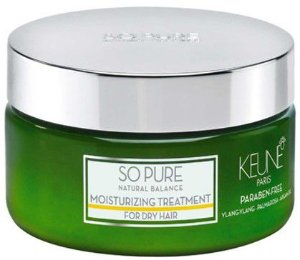 KEUNE SO PURE MOISTURIZING TREATMENT 200ML - MÁSCARA