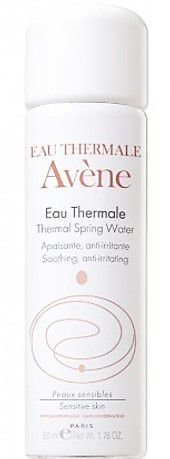 AVÈNE EAU Thermale 50ml - TRAVEL SIZE