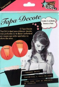 THAT GIRL TAPA DECOTE C/2 UNIDADES
