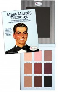 THE BALM MEET MATT(E) TRIMONY PALLET - PALETA COM 9 SOMBRAS MATE