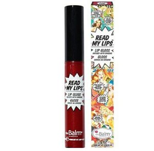 THE BALM READ MY LIPS VA VA VOOM! - GLOSS