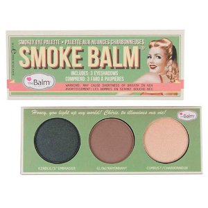 THE BALM SMOKE EYE PALETTE GLOW,KINDLE E COMBUST 2