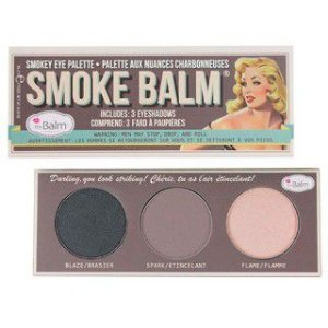 THE BALM SMOKE EYE PALETTE BLAZE, SPARK E FLAME 1