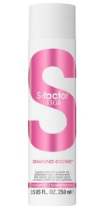 TIGI S FACTOR SHINY SHAMPOO DIAMOND DREAMS 250ML