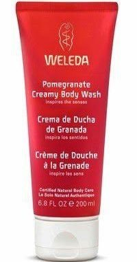 WELEDA POMEGRANATE CREAMY BODY WASH 200ML - SABONETE LÍQUIDO