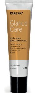 RARE WAY GLANCE CARE LOÇÃO ULTRA SUAVIZADORA FACIAL 30G