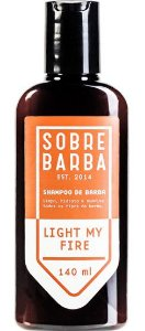 SOBREBARBA Shampoo de Barba Light My Fire 140ml