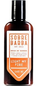 SOBREBARBA Balm de Barba Light My Fire 140ml