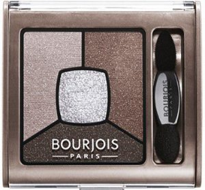 BOURJOIS Quad Eyeshadow Smoky Stories 05 Good Nude