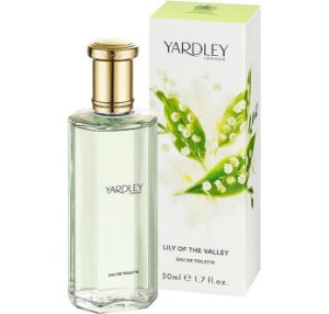 YARDLEY OF LONDON Lily of the Valley EAU De Toilette 125ml