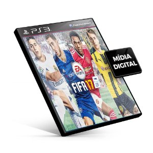 Fifa 17 - PS3  Mídia Digital