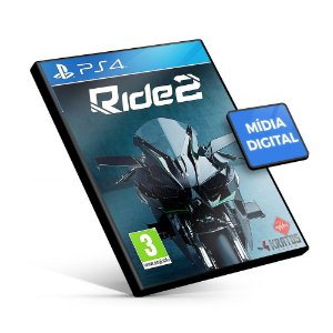Ride 2 - PS4 Mídia Digital