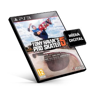 Tony Hawk's® Pro Skater™ 5 - PS3 Mídia Digital