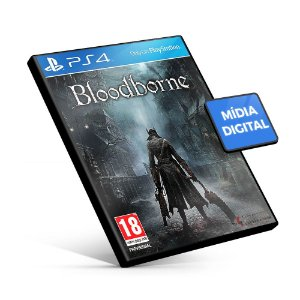 Bloodborne™ - PS4 Mídia Digital